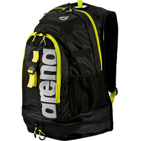 arena Fastpack 2.1 Backpack black/fluo-yellow/silver